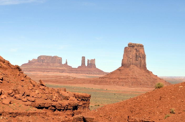 Monument Valley NP17